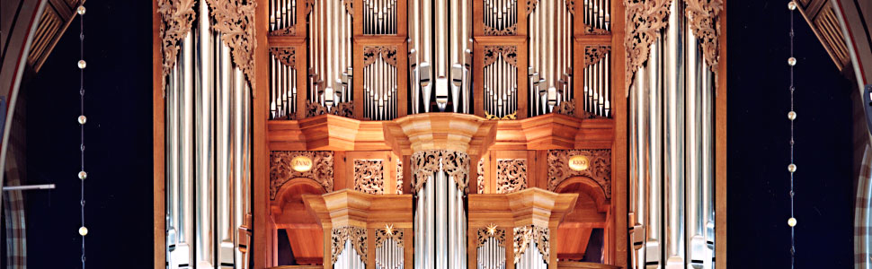 The North German Baroque Organ in Örgryte New Church